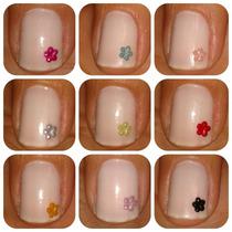 Flores Para Decorar Unhas - Nail Art