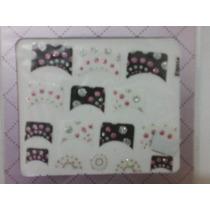 Adesivos Decorativos De Unhas R$2,99 A Cartela