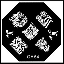 Placa Para Carimbo Qa54