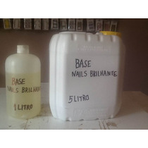 Base Incolor Producao De Adesivo De Unha