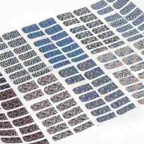 Adesivos De Unha Inteira Unhas Decoradas Películas P/unhas
