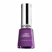 Top Speed Nail Enamel Esmalte 670 Violet 14,7ml Revlon