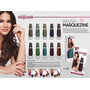 Kit Com 10 Unidades Esmaltes Degradê Bruna Marquezine