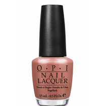 Esmalte O.p.i Nail Lacquer Hands Off My Kielbasa! 15 Ml