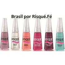 Lançamento: Coleção Primavera/verão 2014 Brasil Por Risqué.