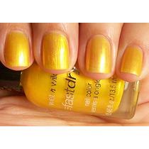 Esmalte Hipoalergênico Wet N Wild The Wonder Yellows Amarelo