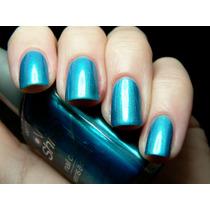 Esmalte Importado Hipoalergênico Wet N Wild Bijou Blue #443d