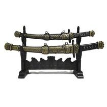 Réplica Em Miniatura Sabre Samurai Japonês