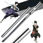 Espada Naruto Sasuke Uchiha Lâmina De Aço Pronta Entrega