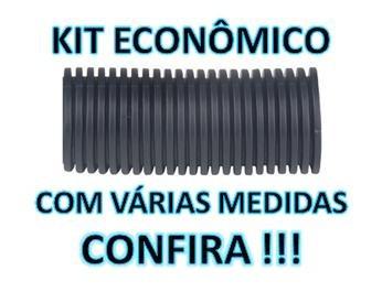Espaguete Corrugado Kit Economico 15 Mts