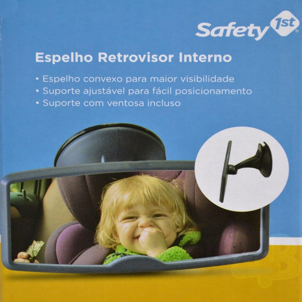 Espelho Retrovisor De Carro Para Beb Safety 1st R 36