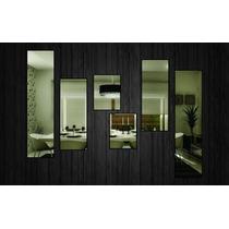 Espelho Decorativo - Retângulos Ref. E047