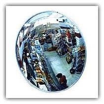 Lâmina De Reposição P/espelho Convexo 40 Cm Menor Frete