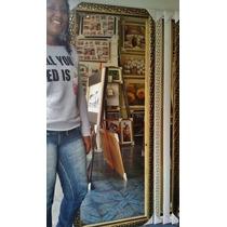 Espelho Grande 170x47cm C/ Moldura/ Frete Só P/ Gd S. Paulo