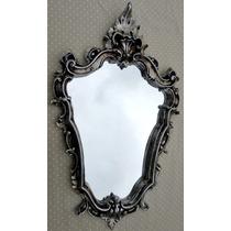 Espelhos / Molduras Estilo Veneziano Prata Antigo