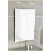 Espelho Bisotê 50x60cm-p/ Banheiro Enviamos Para Todo Brasil