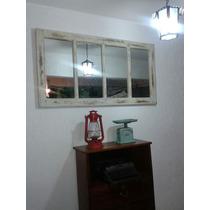 Espelho Rústico - 120 X 60 Cm