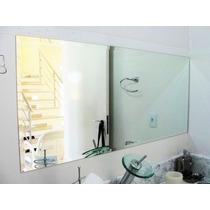 Espelho Bisotê 60x100cm Para Sala- Enviamos P/ Todo O Brasil