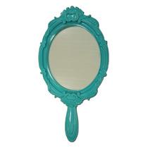 Espelho Moldura Colonial De Mão Para Parede