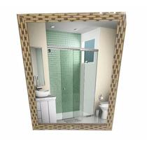 Espelho Para Banheiro Com Moldura 20x30 Cm Menor Preço