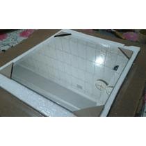 Espelho Em Vidro 4 Mm 30x30 Cm Com Bisote