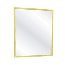 Espelho De Parede 20x25 Dourado