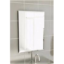 Espelho Bisotê 40x50cm-p/ Banheiro/ Frete Só P/ Gd. S. Paulo
