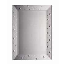 Espelhos Bisotado Para Sala De Jantar Moldura Retangular