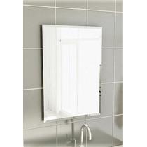 Espelho Bisotê 80x60cm-p/banheiro- Enviamos P/ Todo O Brasil
