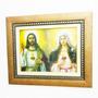 Quadro Sagrado Coração De Jesus E Maria - Quadro Decoração