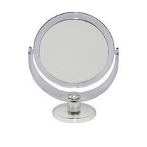 Espelho De Mesa Acrílico 2 Lados Para Maquiagem Cosméticos