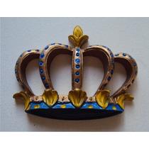 Coroa, Real, Resinas, Decoração, Apliques, Cenários, Quadros