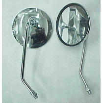Espelhos Honda Cg125 Ml125 Cb125 Turuna Xl250 Paralelo