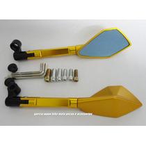 Espelho Tipo Tomok,.cnc Hornet, Bandit Cb Fazer Twister Par
