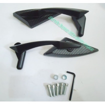 Retrovisor 6211 Hornet Z750 Fibra Carbono Base Aluminio=koso