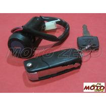 Chave De Ignição Honda Cg Fan 125 2009/011 * Moto Zero *