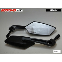 Espelho Retrovisor Koso Gt Style #1163