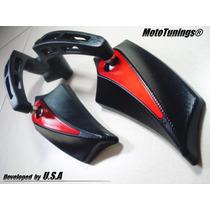 Retrovisor Esportivo Full Racer Americano Hornet Xj Xre Cb