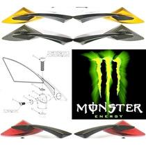 Retrovisor Universal Monster Cb300 /fazer /hornet / Twister