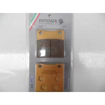 Pastilha Srad 750 Traseira Potenza 63 Made In Italy