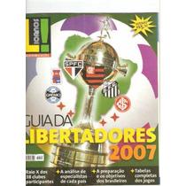 Revista Lance Guia Da Taça Libertadores 2007