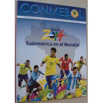 Revista Conmebol 139 Guia Sulamericano Mundial 2014