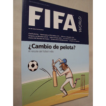 Revista Fifa 2012 12 Previas Mundial De Clubes; Russia 2018