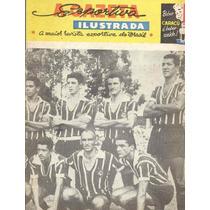 A Gazeta Esportiva Ilustrada Nº 155, De Março De 1960.