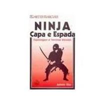 Livro - Ninja Capa E Espada - Ashida Kim