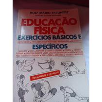 Educação Física Exercícios Básicos E Específicos Vdi