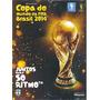 Guia Oficial Copa Do Mundo Fifa 2014 - Produto Novo