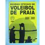 Livro: Regras Oficiais De Voleibol De Praia - 2000 - Cbv