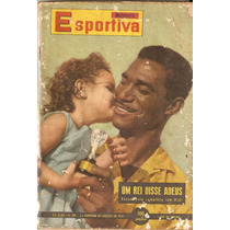 Manchete Esportiva -1959 Jogos Pan Americanos - Fotonovela