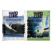 Revistas Hard Core Out E Dez 2014 Reportagem Gabriel Medina.